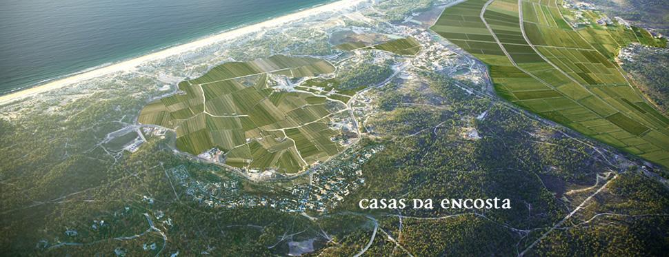Casas da Encosta -  1